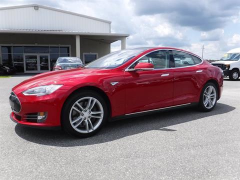 2013 Tesla Model S for sale in Jacksonville, FL