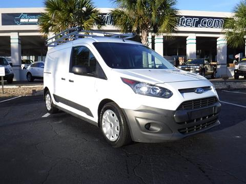 2016 Ford Transit Connect Cargo for sale in Jacksonville, FL