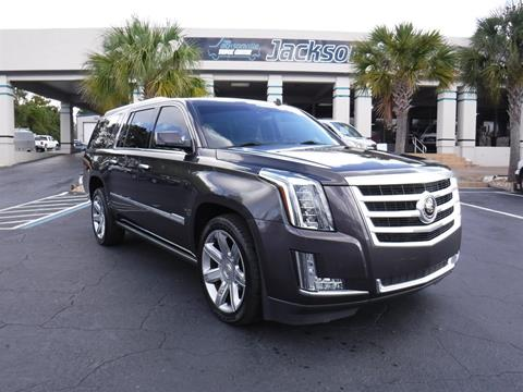 2015 Cadillac Escalade ESV for sale in Jacksonville, FL