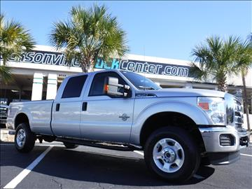 2016 Ford F-350 Super Duty for sale in Jacksonville, FL