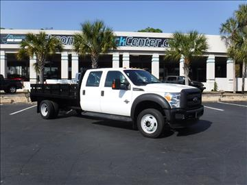2016 Ford F-450 Super Duty for sale in Jacksonville, FL