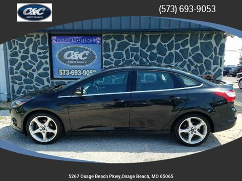 2013 Ford Focus for sale in Osage Beach, MO