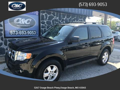 2010 Ford Escape for sale in Osage Beach, MO