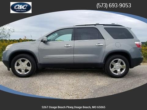 2007 GMC Acadia for sale in Osage Beach, MO
