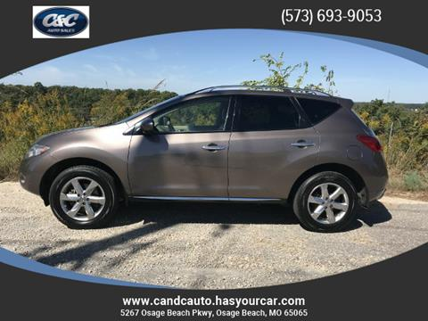 2010 Nissan Murano for sale in Osage Beach, MO
