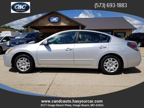 2012 Nissan Altima for sale in Osage Beach, MO