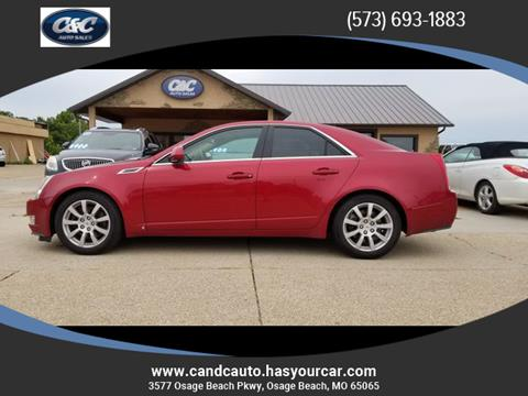 2008 Cadillac CTS for sale in Osage Beach, MO