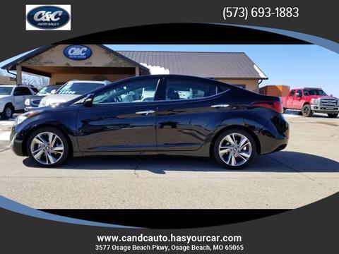 2016 Hyundai Elantra for sale in Osage Beach, MO