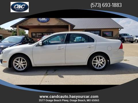 2012 Ford Fusion for sale in Osage Beach, MO