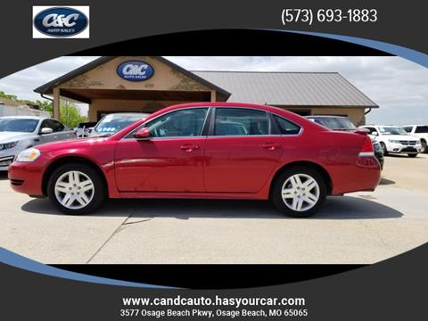2013 Chevrolet Impala for sale in Osage Beach, MO