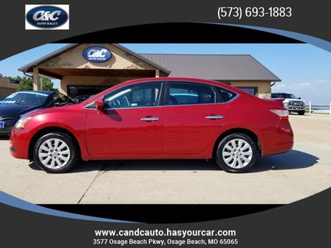 2014 Nissan Sentra for sale in Osage Beach, MO