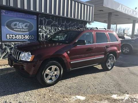 2007 Jeep Grand Cherokee for sale in Osage Beach, MO