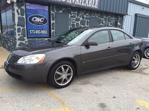 2006 Pontiac G6 for sale in Osage Beach, MO