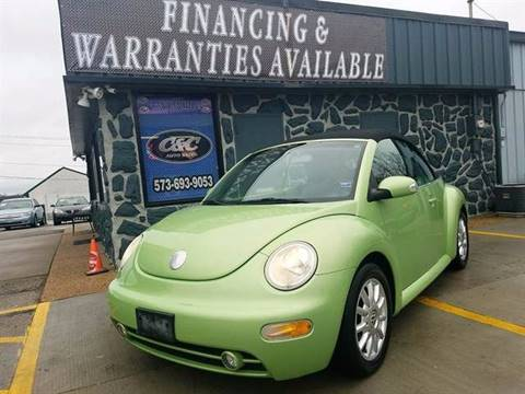 2004 Volkswagen New Beetle for sale in Osage Beach, MO
