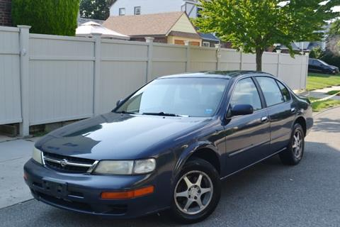 1998 Nissan Maxima for sale in Bellerose, NY