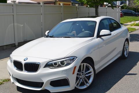 2014 BMW 2 Series for sale in Bellerose, NY