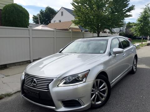 2014 Lexus LS 460 for sale in Bellerose NY