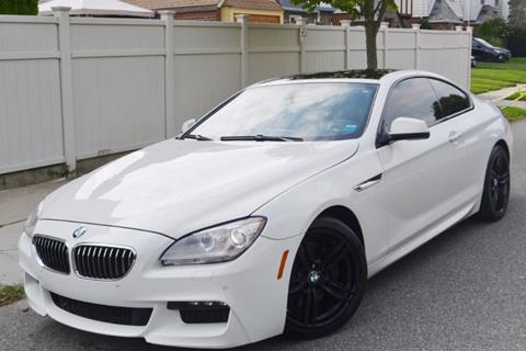 2014 BMW 6 Series for sale in Bellerose NY