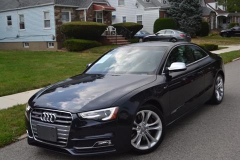 2014 Audi S5 for sale in Bellerose NY