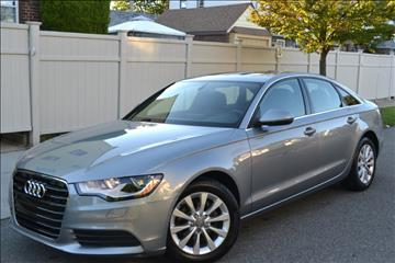 2013 Audi A6 for sale in Bellerose, NY