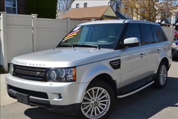2013 Land Rover Range Rover Sport for sale in Bellerose, NY