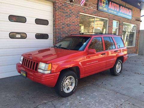 1998 Jeep Grand Cherokee for sale in Ralston, NE