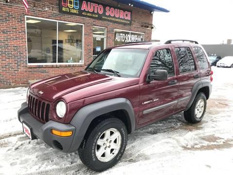 2003 Jeep Liberty for sale in Ralston, NE