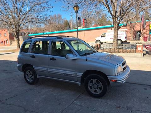 2002 Chevrolet Tracker for sale in Ralston, NE