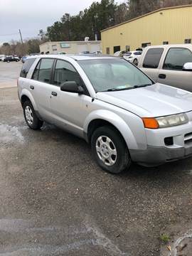 2003 Saturn Vue for sale at BRIAN ALLENS TRUCK OUTFITTERS in Midlothian VA