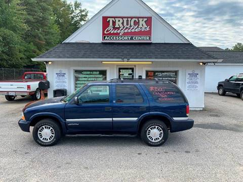 2001 GMC Jimmy for sale in Midlothian, VA