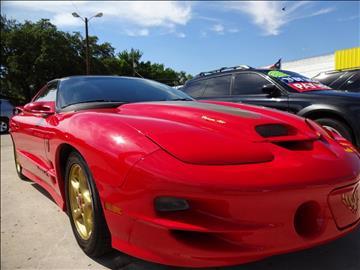 1999 Pontiac Firebird for sale in Garland, TX