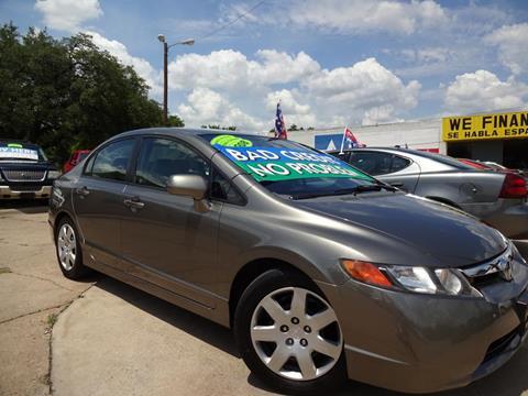 2008 Honda Civic for sale in Garland, TX