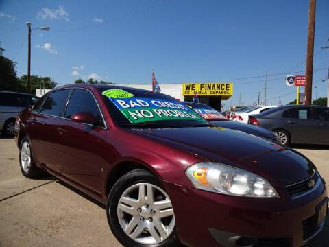 2007 Chevrolet Impala for sale in Garland, TX