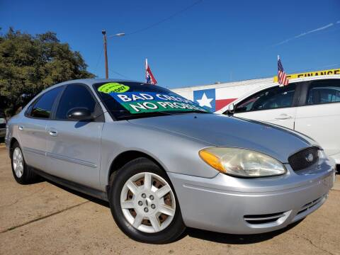 2007 Ford Taurus for sale in Garland, TX