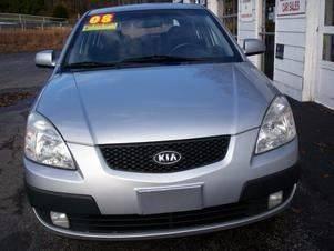 2008 Kia Rio for sale in Oakdale, CT