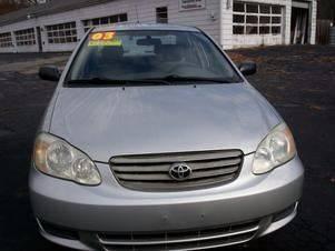 2003 Toyota Corolla for sale in Oakdale, CT