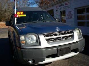 2002 Nissan Xterra for sale in Oakdale, CT