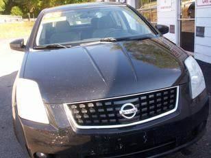 2008 Nissan Sentra for sale in Oakdale, CT