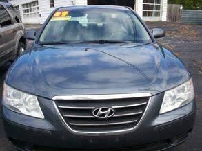 2009 Hyundai Sonata for sale in Oakdale, CT