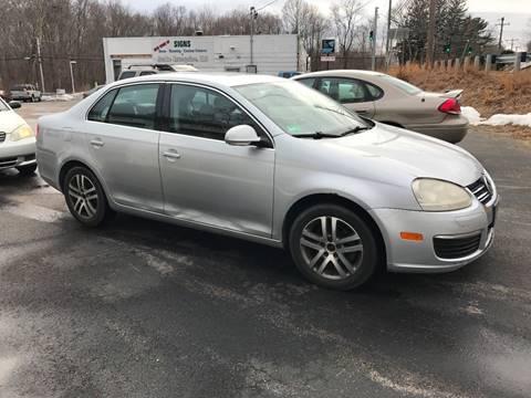 2006 Volkswagen Jetta for sale in Oakdale, CT