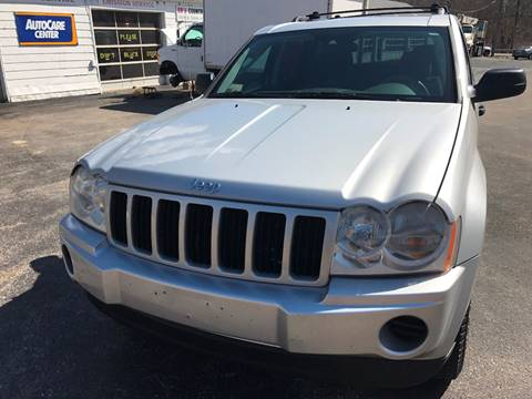 2006 Jeep Grand Cherokee for sale in Oakdale, CT