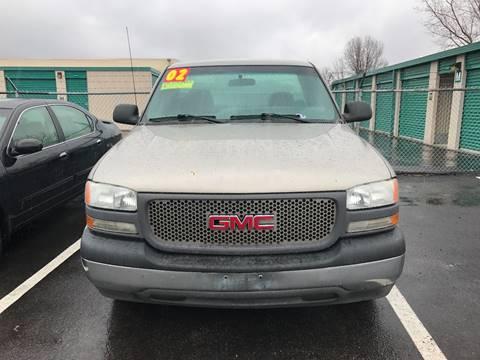 2002 GMC Sierra 1500 for sale in Oakdale, CT