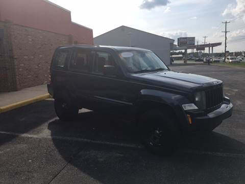 2008 Jeep Liberty for sale in Elkton, MD
