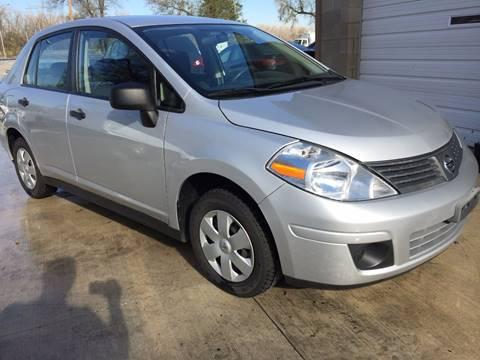 2011 Nissan Versa for sale in Kansas City, MO