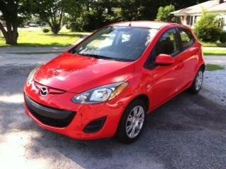 2013 Mazda MAZDA2 for sale in Newberry, SC