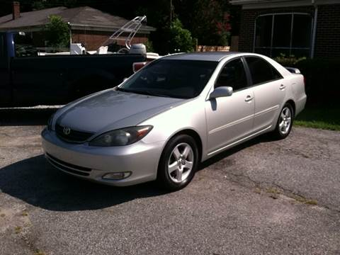 2003 Toyota Camry for sale in Newberry, SC