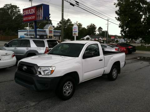 2013 Toyota Tacoma for sale in Newberry, SC