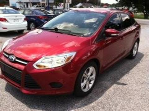 2014 Ford Focus for sale in Newberry, SC