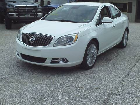 2013 Buick Verano for sale in Dallastown, PA