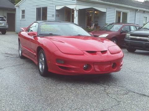 1998 Pontiac Firebird for sale in Dallastown, PA